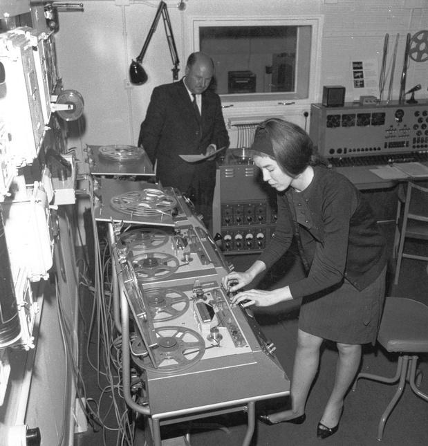Les pionnières (5/8): Delia Derbyshire, créatrice de sons sans limites