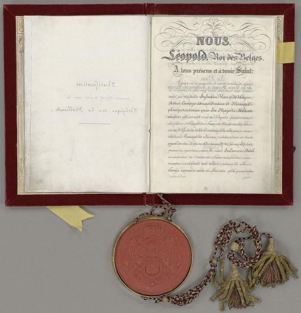 Le 8 juin 1839, le jour où la Belgique a vraiment pris forme