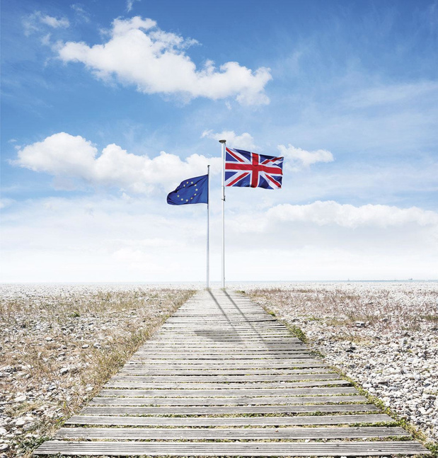 Britse economie krijgt klappen
