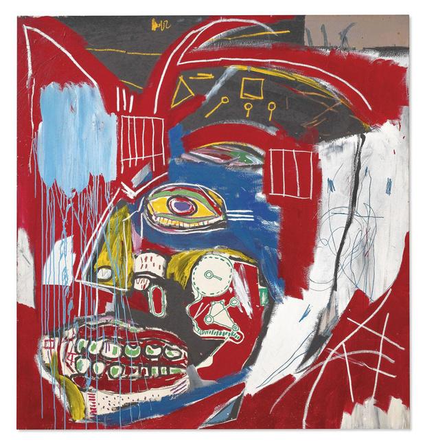 Basquiat vs Basquiat