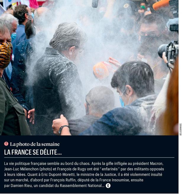 La France se délite...