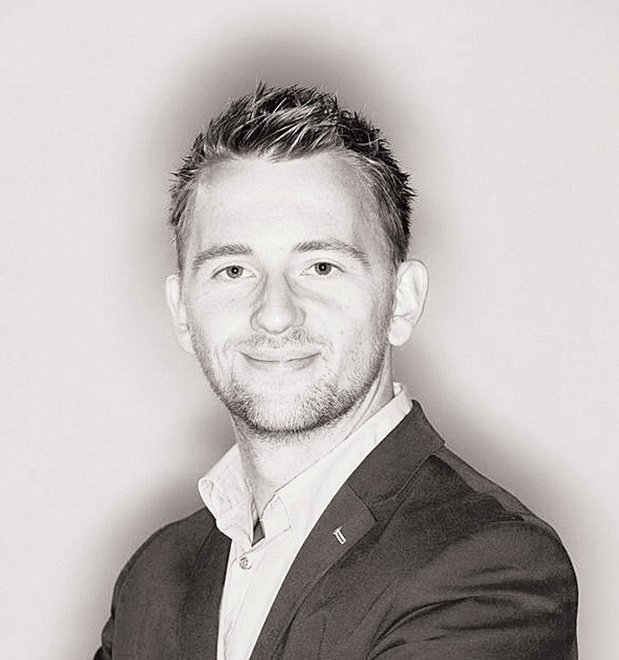 Simon November, woordvoerder van Test-Aankoop