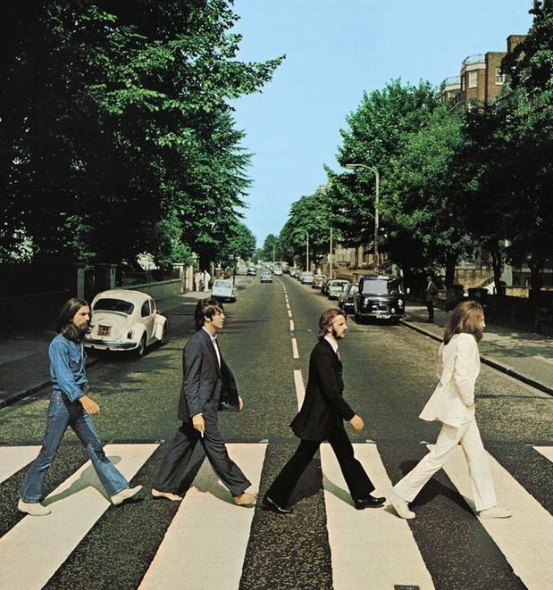 Abbey Road na vijftig jaar weer op eerste plaats in hitlijsten