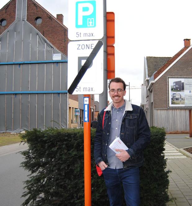 SP.A+ voorstel voor Shop&Go parkeren in Ingelmunster wordt onderzocht