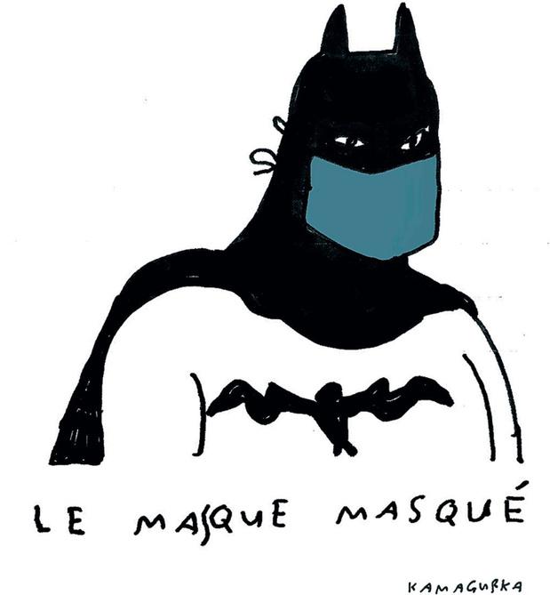 L'édito: Bal masqué