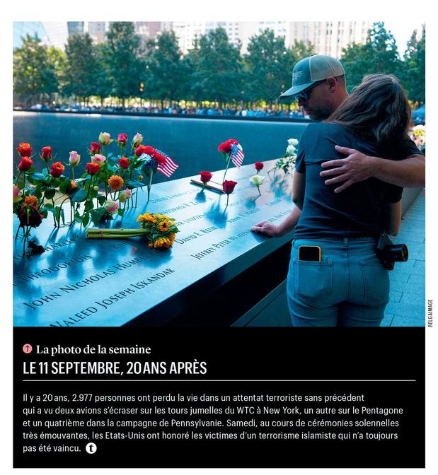Le 11 Septembre, 20 ans après