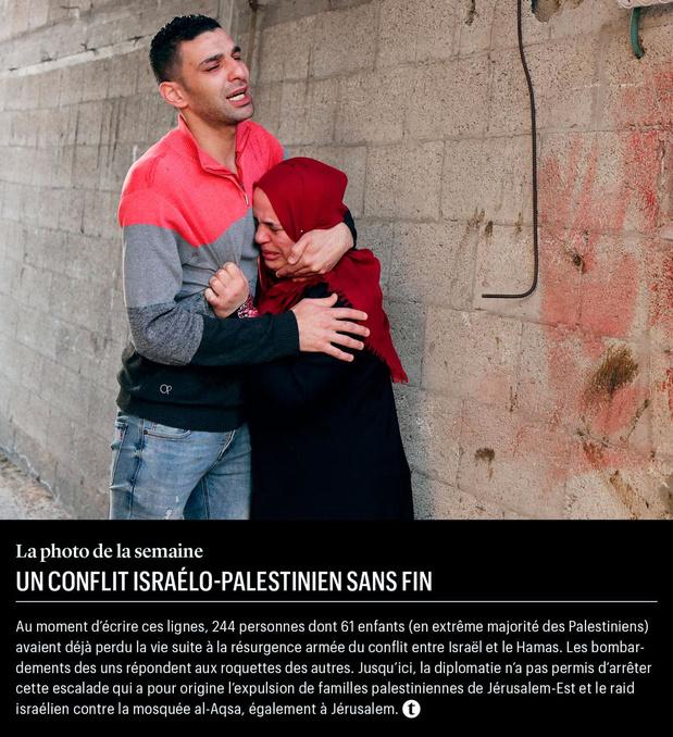 Un conflit israélo-palestinien sans fin