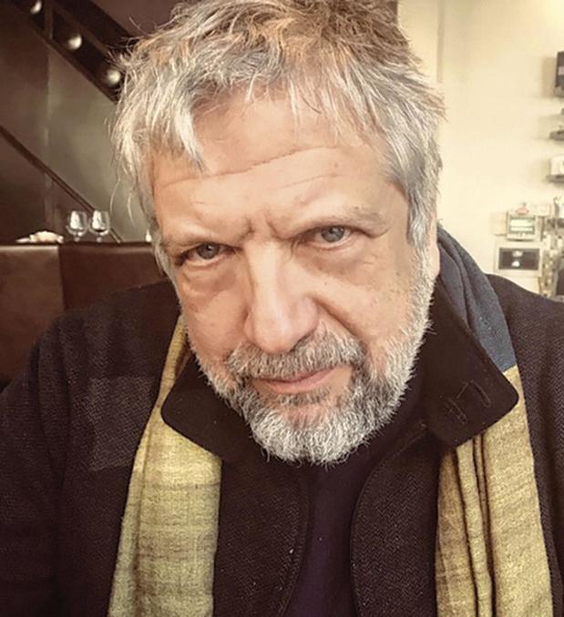 """Coronavirus - Michel Kacenelenbogen (théâtre Le Public): """"Pendant ce temps, on meurt"""""""
