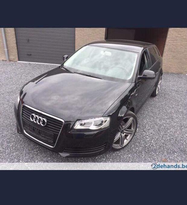 Audi A3 voor woning in Nieuwkerke gestolen