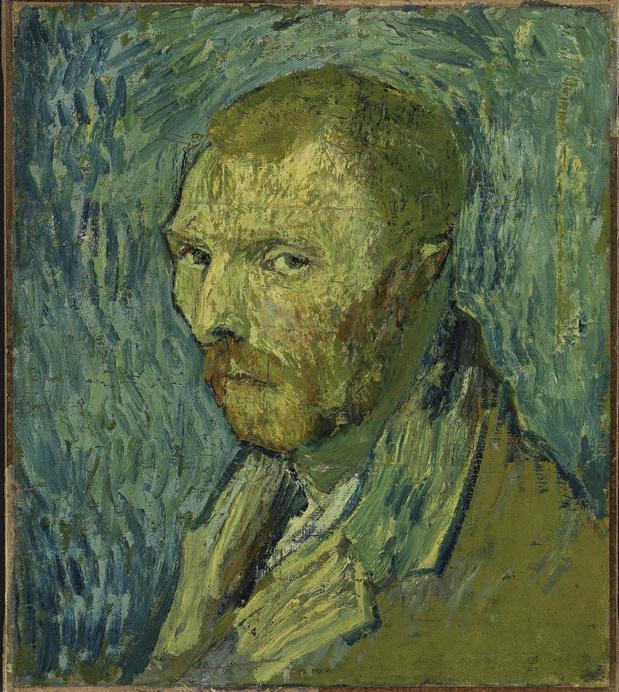 Artiestenportretten rond Vincent Van Gogh