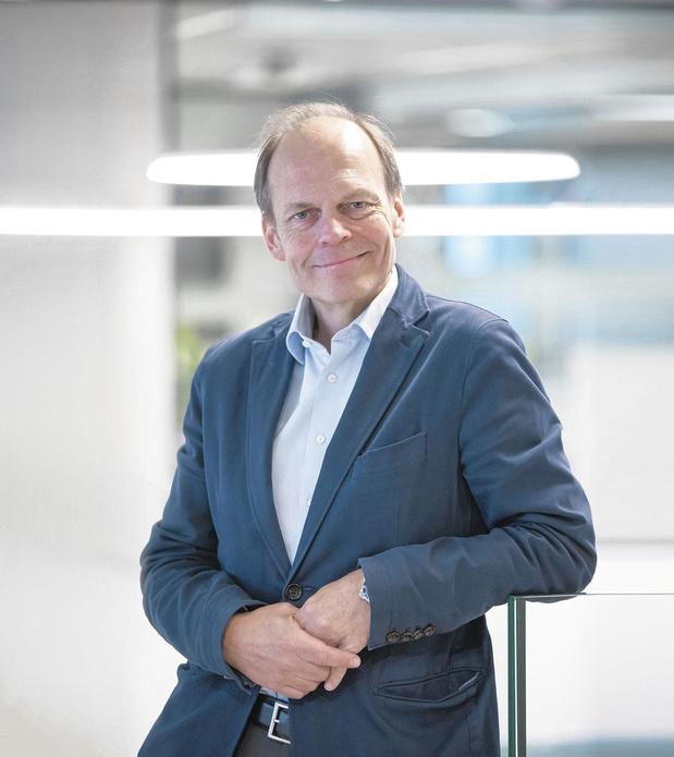 """Amaury De Crombrugghe (AG Real Estate): """"Tous les centres commerciaux doivent se réinventer"""""""