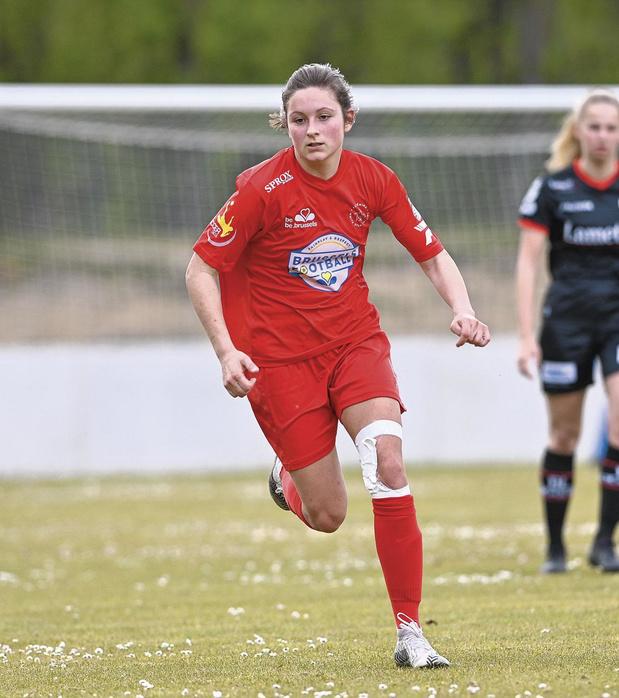 FC Fémina White Star Woluwe: toujours faire mieux avec les moyens du bord