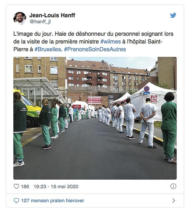 Nieuw volmachtenbesluit maakt verpleegkundigen boos
