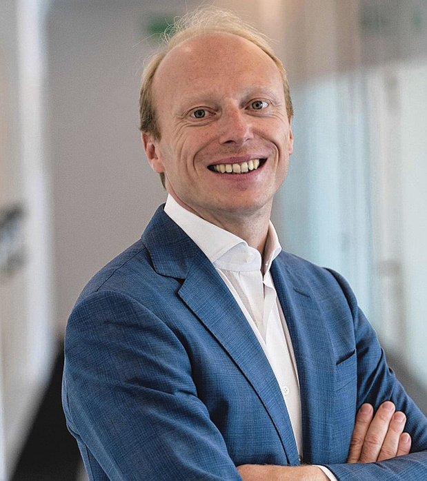 Peter Adams, un consultant à la tête d'ING