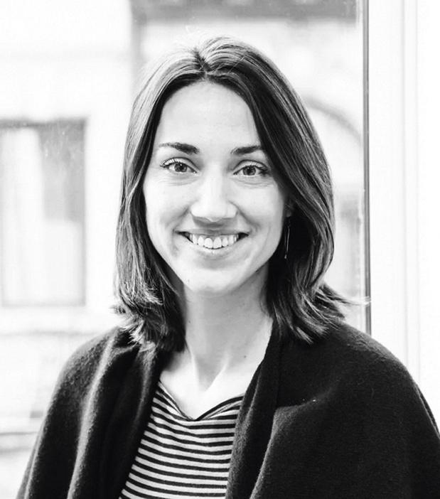 Isabelle Grippa, CEO van het Brusselse ondernemersagentschap hub.brussels