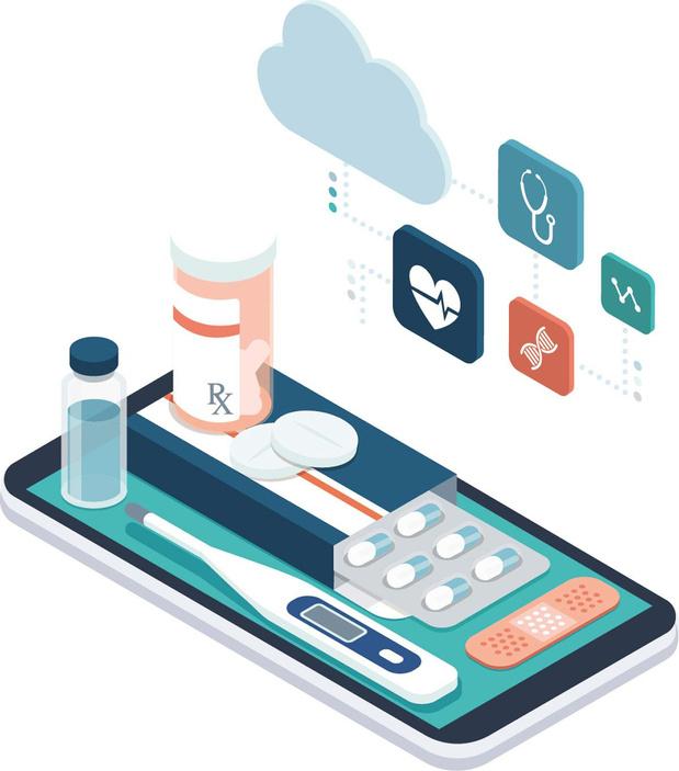 Une pharmacie dans les nuages (numériques)