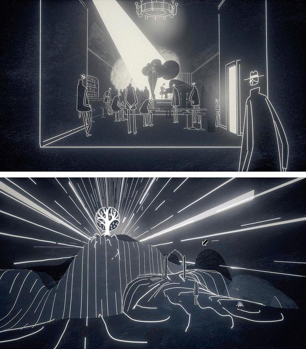 [le jeu de la semaine] Genesis Noir, du Big Band au Big Bang