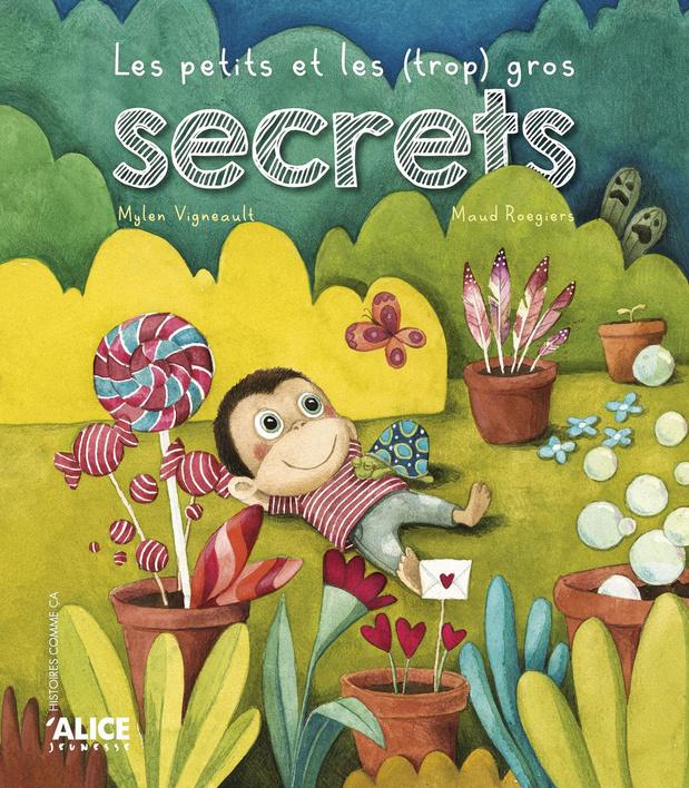 Secrets bulles, secrets briques