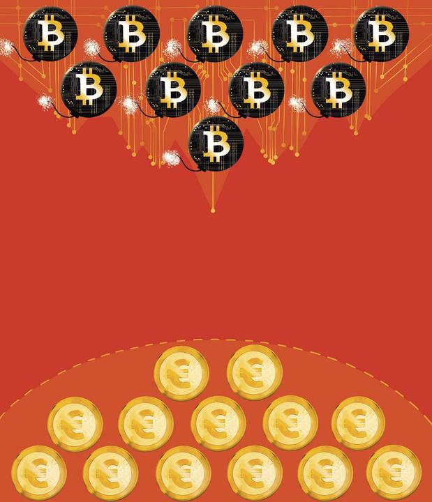 Tesla, Blackrock, Paypal s'engagent dans la crypto: la menace bitcoin