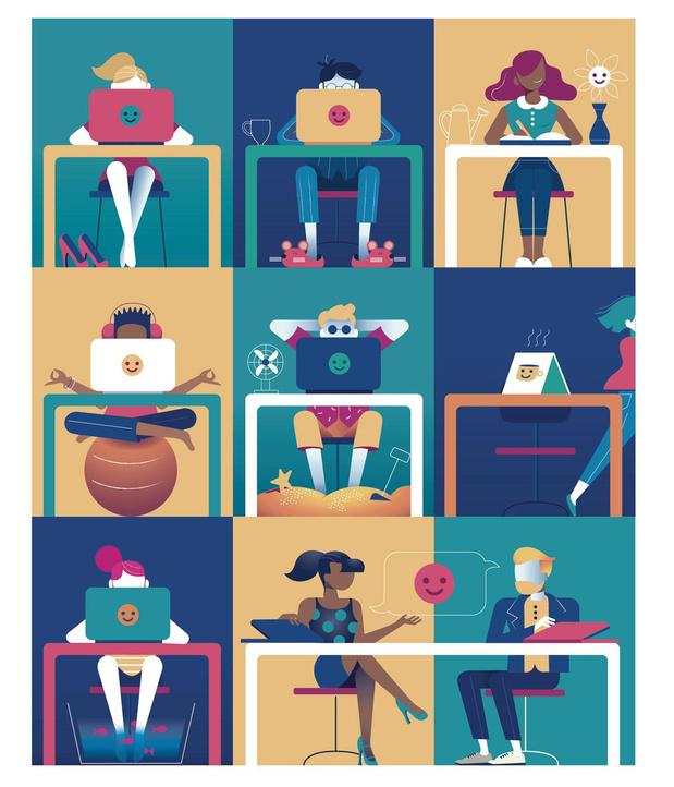#lovemyjob: 7 règles à suivre pour être plus heureux au boulot
