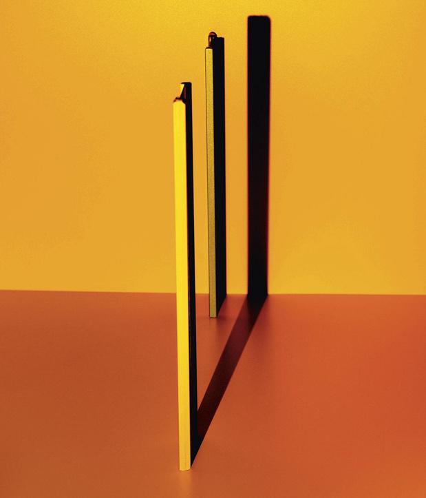 L' abstraction géométrique réinventée