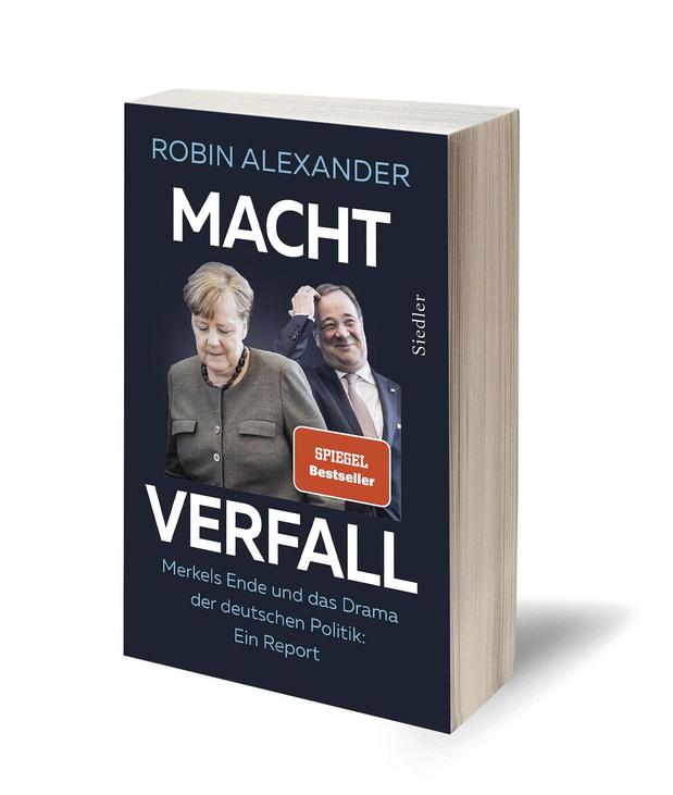 Machtverfall zoomt in op het einde van Angela Merkel (Review)