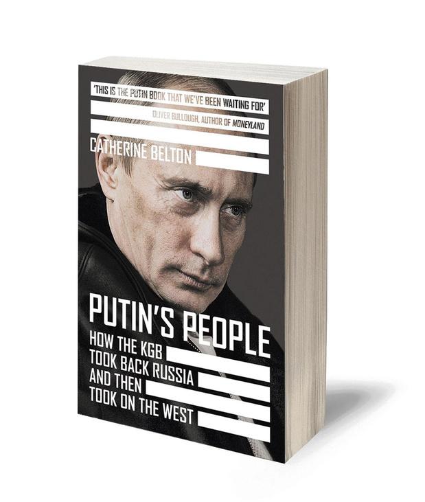 Hoe de KGB de macht greep in het Kremlin