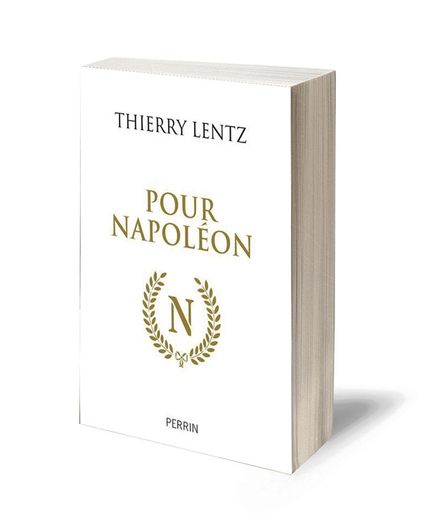 Napoleon is overal