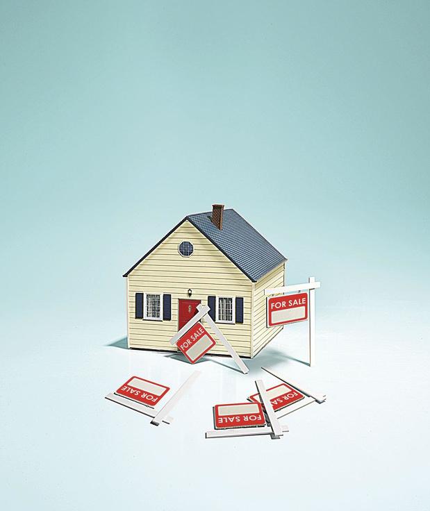 Dure huizen, grote problemen