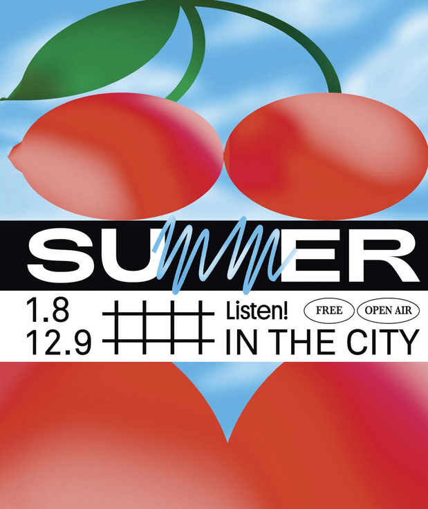 Club Open Air - Summer in the city