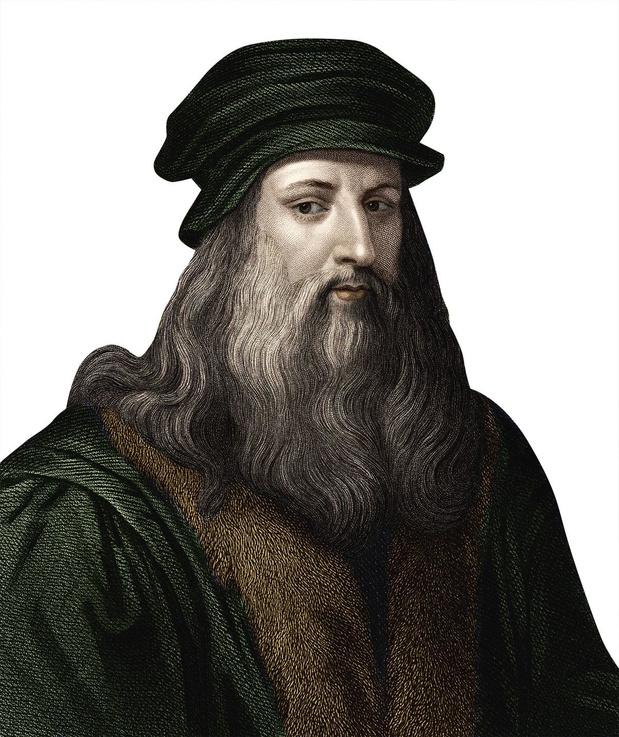 La changeante nature de Léonard de Vinci