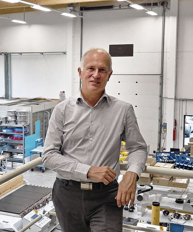 """André Bertin (Coexpair): """"Nous regardons des marchés hors aéronautique"""""""