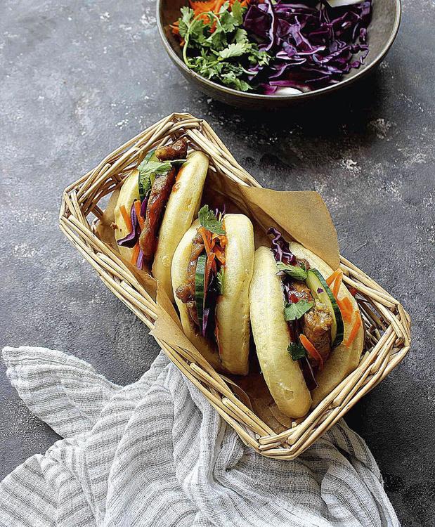 Le bao haut de gamme d'Yves Mattagne pour Art Club, son restaurant éphémère