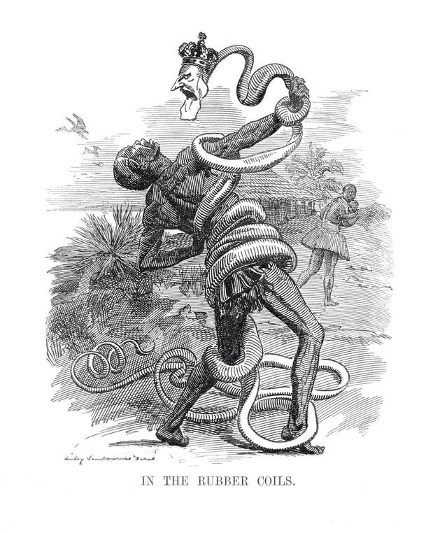Passé colonial belge: haro sur le roi maudit