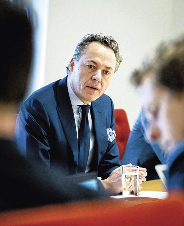 Le patron du groupe ING Ralph Hamers à la tête d'UBS