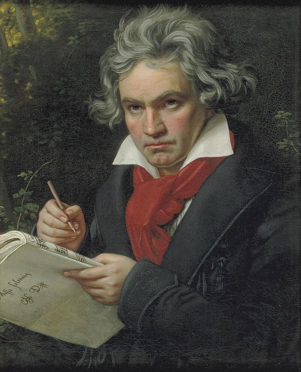 La vie de Beethoven mise en musique