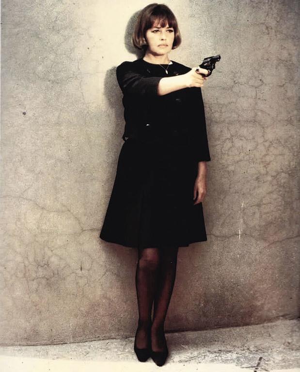 La mariée était en noir (François Truffaut, 1968)