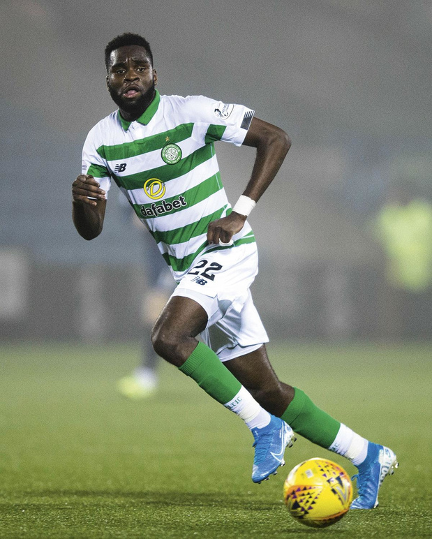 Odsonne Edouard - club: Celtic