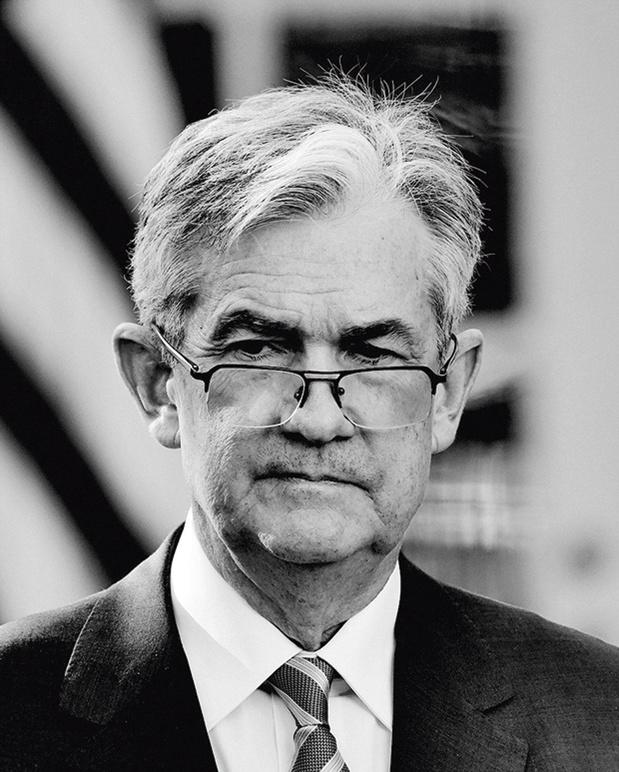 Fed-voorzitter Jerome Powell herhaalde op de jaarlijkse jamboree voor centrale bankiers in Jackson Hole dat de inflatieopstoot allicht tijdelijk is