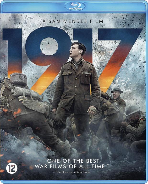 5 Blu-ray de 1917