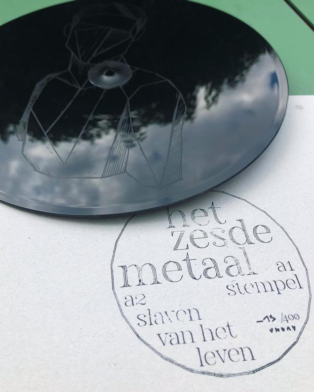Het Zesde Metaal met bijzonder presentje voor Love Your Local Record Store