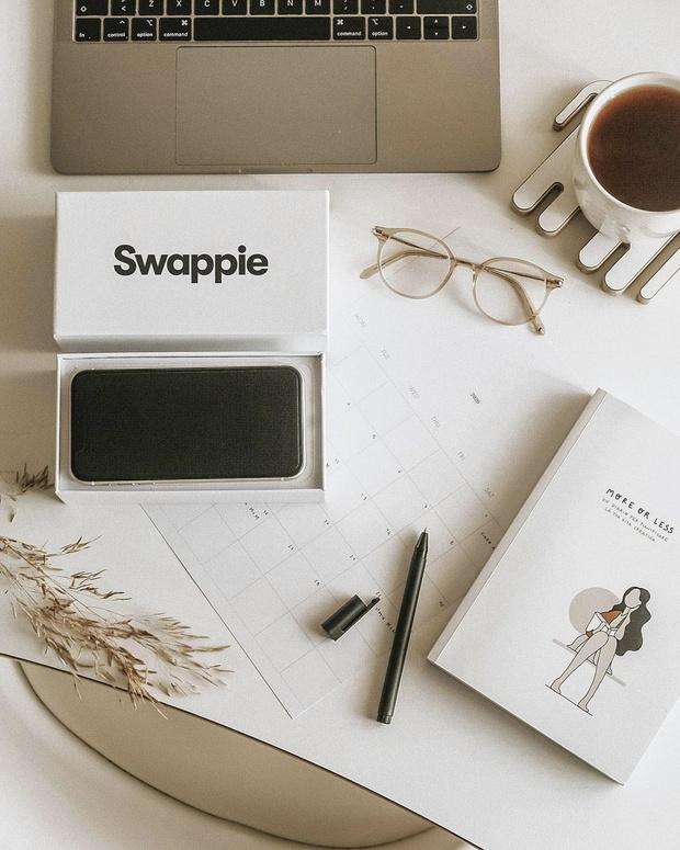 Swappie opent Belgische winkel