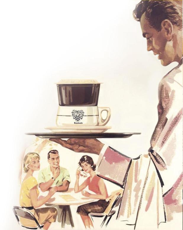 125 ans de Rombouts: le grain de café, cet autre diamant
