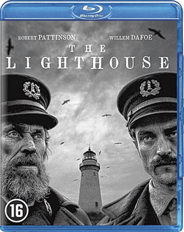 5x blu-ray The Lighthouse