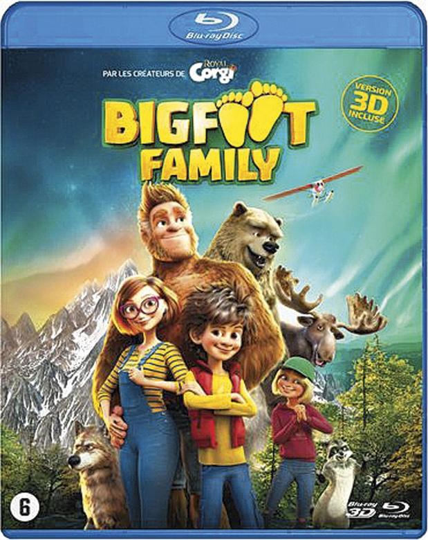 Bigfoot Family / Yakari