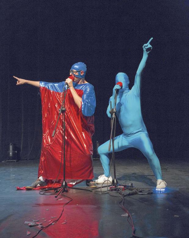 Scènes: Okidok, duo ad hoc