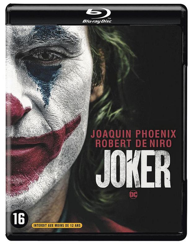 5x blu-ray Joker