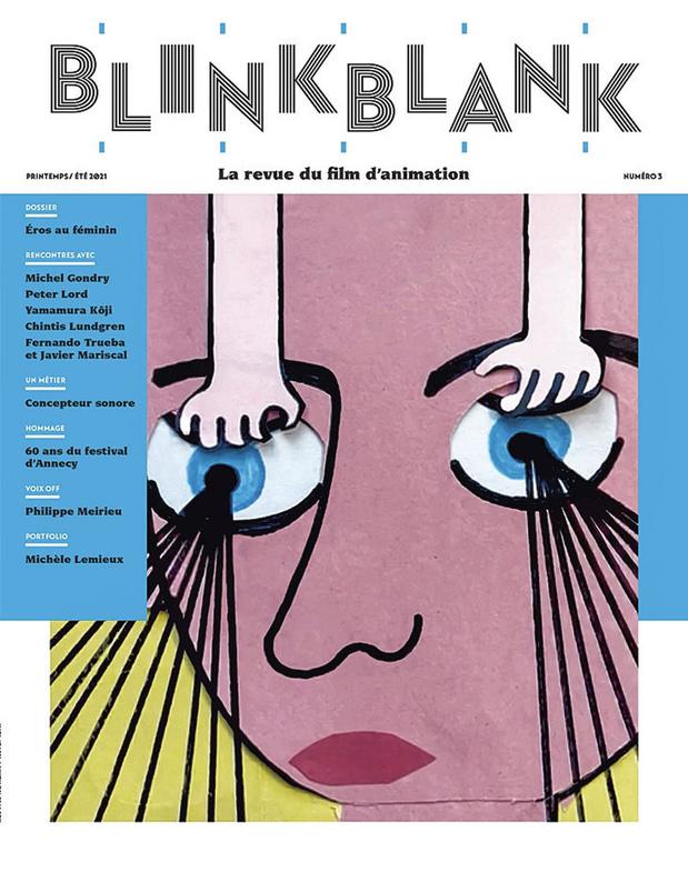 Blink Blank (numéro 3)