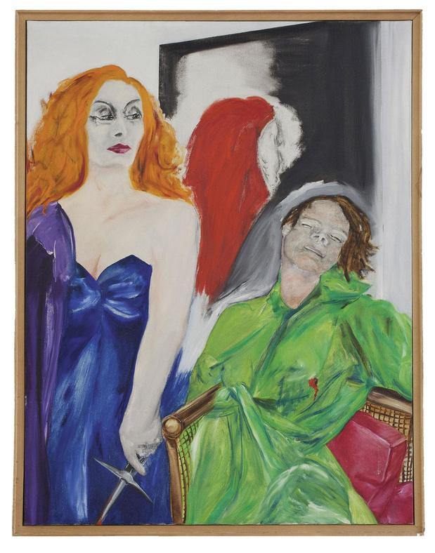 Rhapsodie en Rousse Jacqueline de Jong (1981)