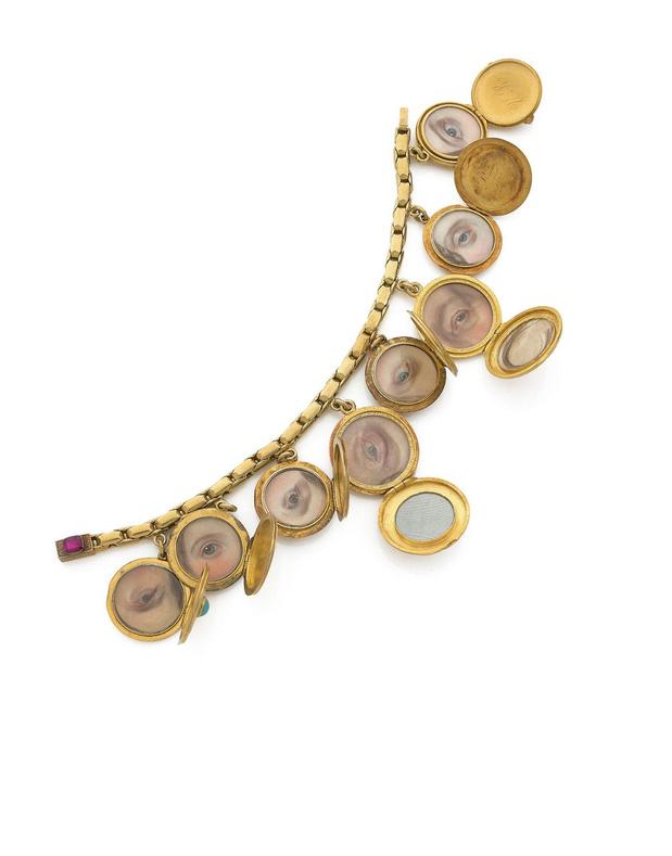 Enchères: un bracelet royal qui vaut de l'or